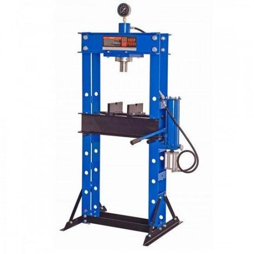 Prasa hydrauliczna 30T z manometrem