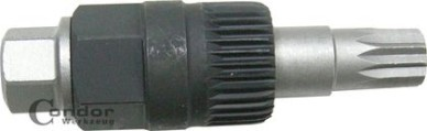 Klucz krótki nasadkowy do alternatora M10, 12 mm